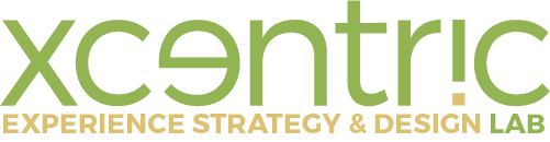experience strategy and design | digital products and services design | ux strategy | xcentric lab